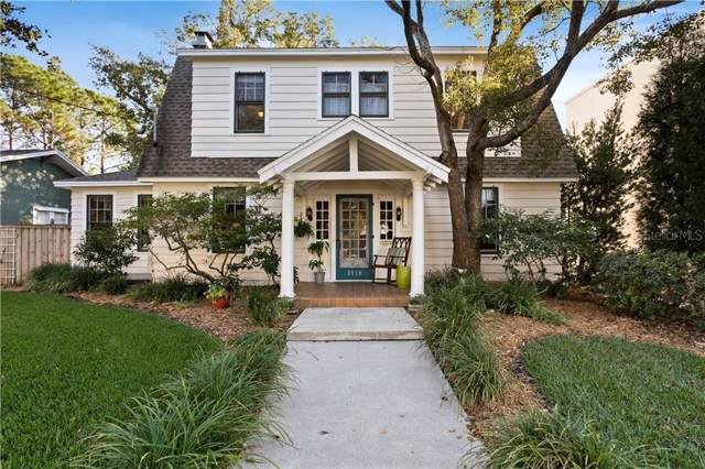 2118 W Marjory Avenue, Tampa, FL 33606 (MLS #T3219427) :: Griffin Group