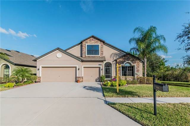 6424 Sparkling Way, Wesley Chapel, FL 33545 (MLS #T3219441) :: Griffin Group