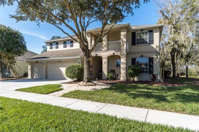 21527 Cormorant Cove Drive, Land O Lakes, FL 34637 (MLS #T3219470) :: Griffin Group
