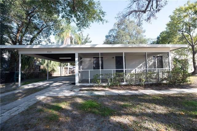 4020 S West Shore Boulevard, Tampa, FL 33611 (MLS #T3219531) :: Cartwright Realty
