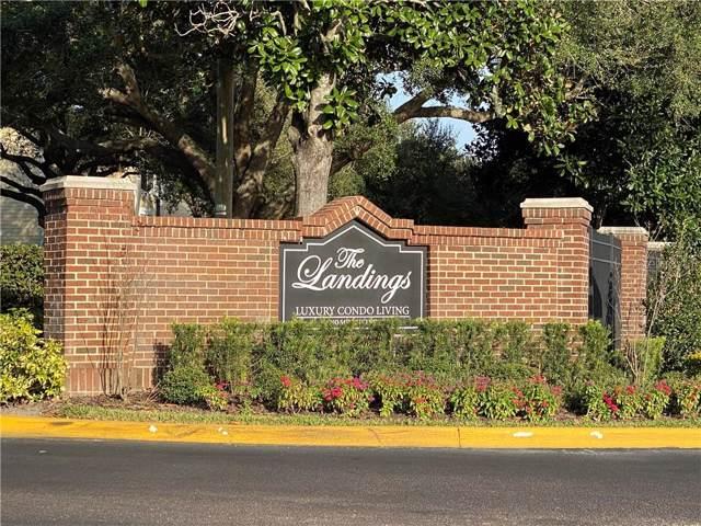 10110 Winsford Oak Boulevard #601, Tampa, FL 33624 (MLS #T3219659) :: GO Realty