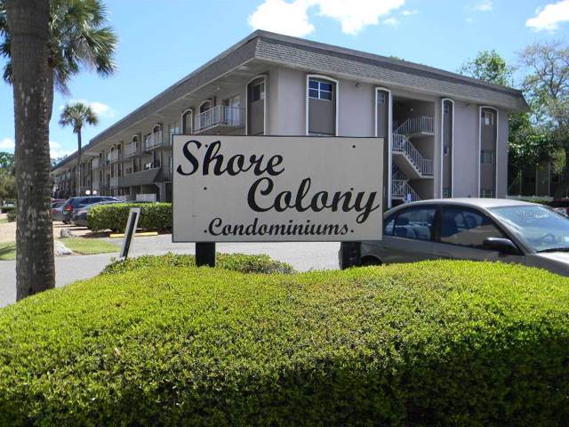 4606 W Gray St #106, Tampa, FL 33609 (MLS #T3219766) :: Team Bohannon Keller Williams, Tampa Properties