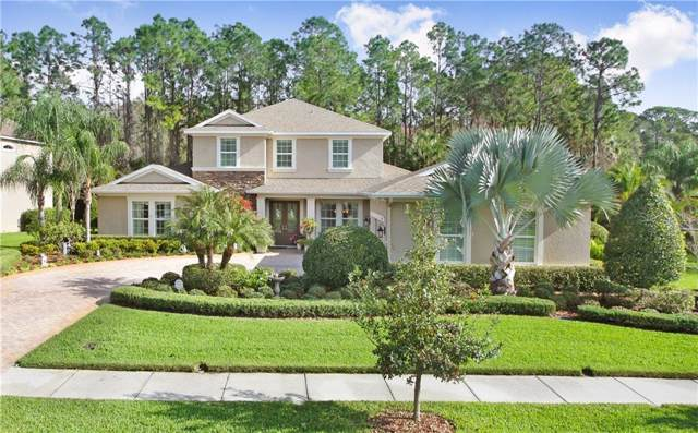 3520 Watermark Drive, Wesley Chapel, FL 33544 (MLS #T3219869) :: The Duncan Duo Team
