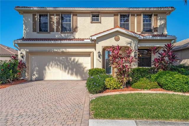11346 Reflection Isles Boulevard, Fort Myers, FL 33912 (MLS #T3219928) :: 54 Realty
