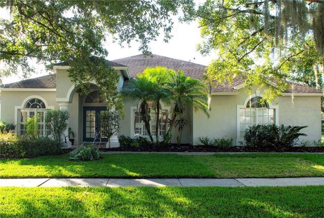 4808 Lastrada Court, Lutz, FL 33558 (MLS #T3219935) :: Keller Williams Realty Peace River Partners