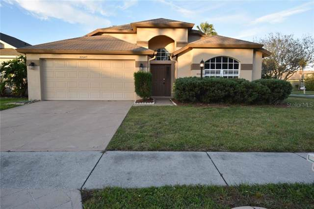 30647 Nickerson Loop, Wesley Chapel, FL 33543 (MLS #T3219950) :: Team Bohannon Keller Williams, Tampa Properties