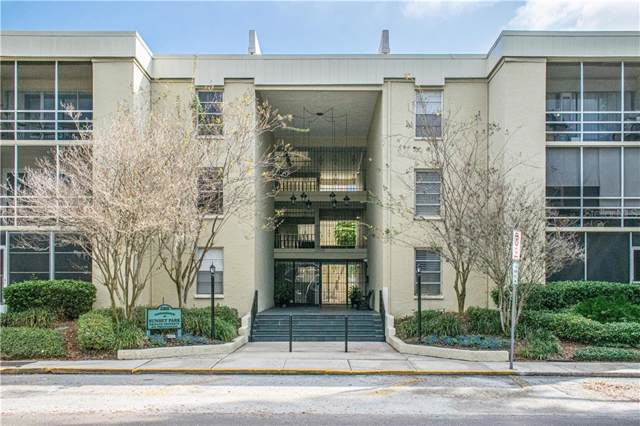 2302 S Manhattan Avenue #316, Tampa, FL 33629 (MLS #T3220206) :: Team Bohannon Keller Williams, Tampa Properties