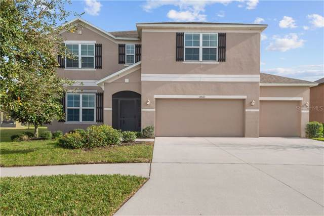 10021 Smarty Jones Drive, Ruskin, FL 33573 (MLS #T3220220) :: Keller Williams on the Water/Sarasota