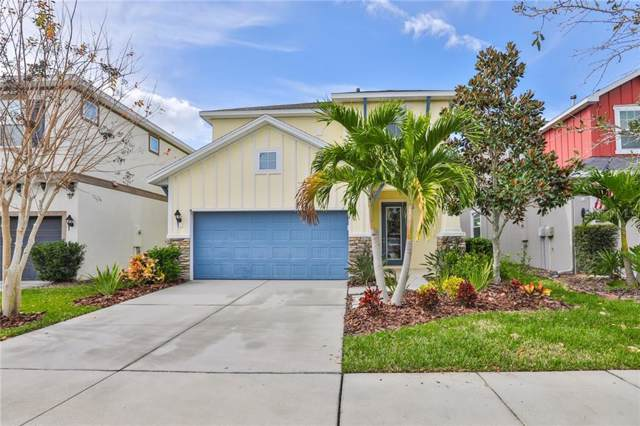 6924 Old Benton Drive, Apollo Beach, FL 33572 (MLS #T3220244) :: Premium Properties Real Estate Services