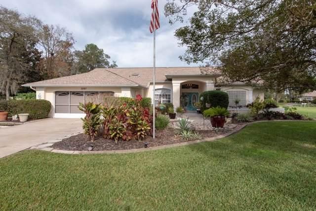 3297 Aldoro Avenue, Spring Hill, FL 34609 (MLS #T3220251) :: 54 Realty