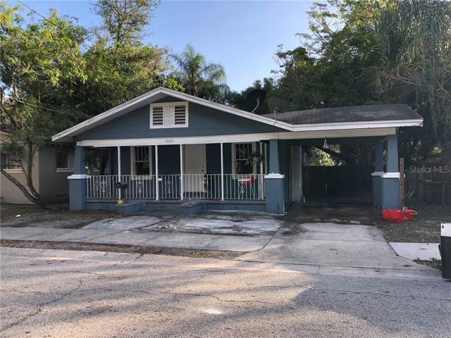 1209 E 24TH Avenue, Tampa, FL 33605 (MLS #T3220281) :: Team Bohannon Keller Williams, Tampa Properties