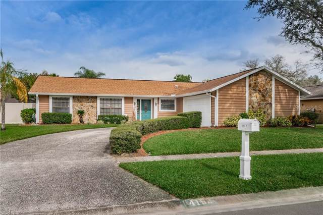 4152 Rolling Springs Drive, Tampa, FL 33624 (MLS #T3220342) :: Griffin Group