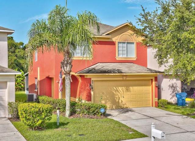 27140 Big Sur Drive, Wesley Chapel, FL 33544 (MLS #T3220420) :: Cartwright Realty