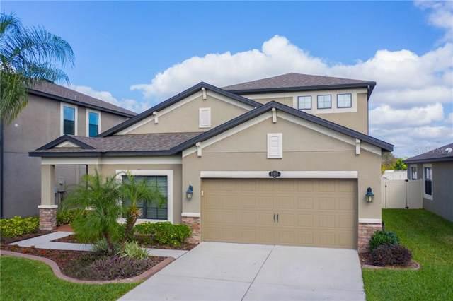 11416 Estuary Preserve Drive, Riverview, FL 33569 (MLS #T3220456) :: Team Bohannon Keller Williams, Tampa Properties
