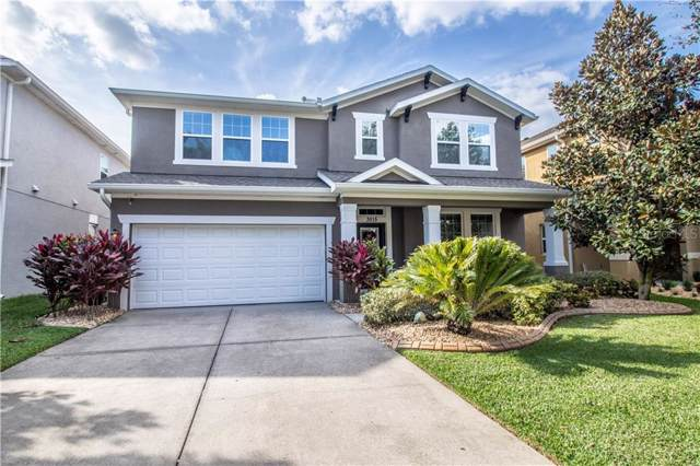 3515 Brook Crossing Drive, Brandon, FL 33511 (MLS #T3220501) :: Florida Real Estate Sellers at Keller Williams Realty