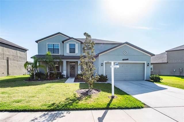 5054 Ivory Stone Drive, Wimauma, FL 33598 (MLS #T3220525) :: Florida Real Estate Sellers at Keller Williams Realty