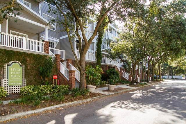 800 S Dakota Avenue #303, Tampa, FL 33606 (MLS #T3220540) :: 54 Realty