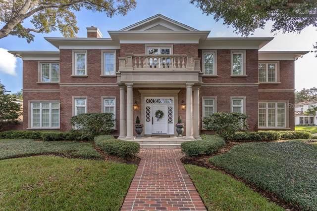 1613 Culbreath Isles Drive, Tampa, FL 33629 (MLS #T3220541) :: Team Bohannon Keller Williams, Tampa Properties