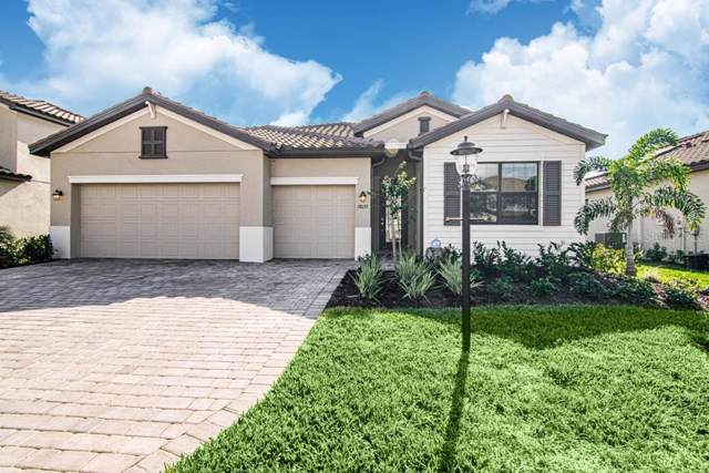 18033 Polo Trail, Lakewood Ranch, FL 34211 (MLS #T3220571) :: Griffin Group
