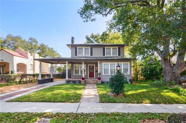 1406 S Moody Avenue, Tampa, FL 33629 (MLS #T3220598) :: Griffin Group