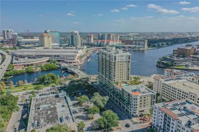 275 Bayshore Boulevard #807, Tampa, FL 33606 (MLS #T3220755) :: Team Bohannon Keller Williams, Tampa Properties