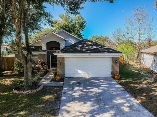 1935 Tinker Drive, Lutz, FL 33559 (MLS #T3220765) :: Premier Home Experts