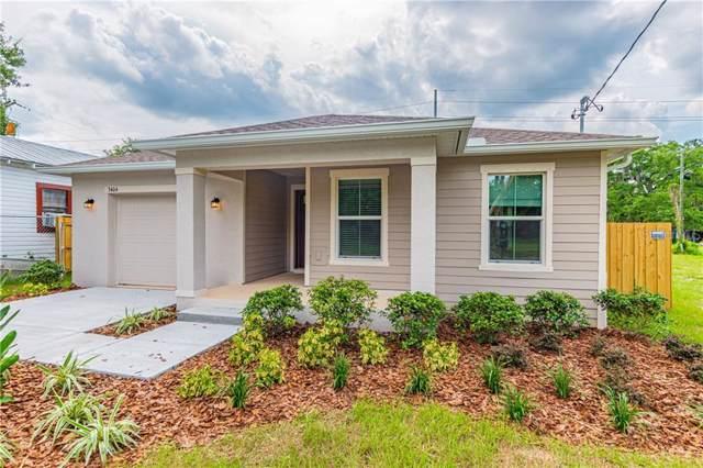 1206 E 25TH Avenue, Tampa, FL 33605 (MLS #T3220856) :: Florida Real Estate Sellers at Keller Williams Realty