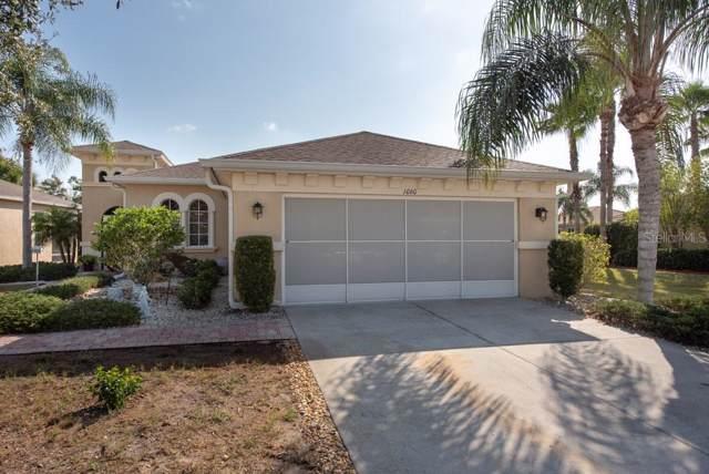 1060 Regal Manor Way, Sun City Center, FL 33573 (MLS #T3220857) :: Team Bohannon Keller Williams, Tampa Properties