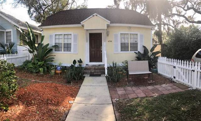 4744 3RD Avenue N, St Petersburg, FL 33713 (MLS #T3220884) :: Team Pepka