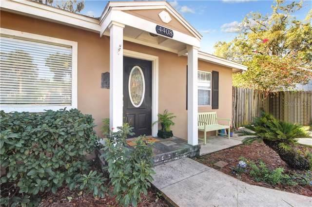 4408 W Kensington Avenue, Tampa, FL 33629 (MLS #T3220894) :: Team Bohannon Keller Williams, Tampa Properties