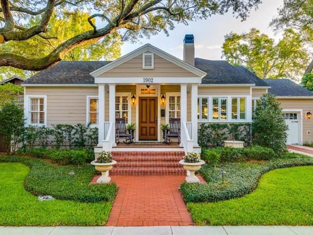 1902 W Jetton Avenue, Tampa, FL 33606 (MLS #T3220950) :: Team Bohannon Keller Williams, Tampa Properties