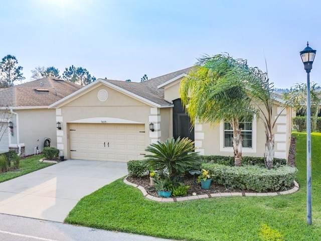 9899 Gap Wedge Drive, San Antonio, FL 33576 (MLS #T3220990) :: Delgado Home Team at Keller Williams