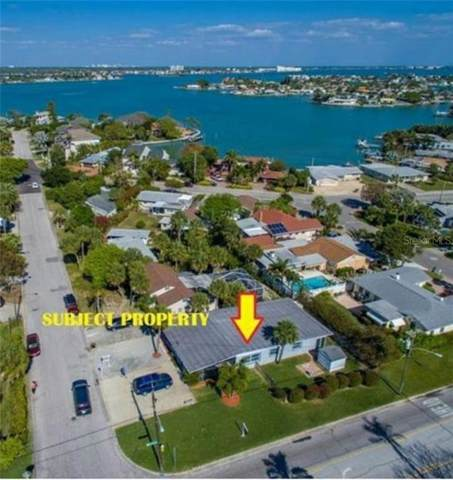 360 71ST Avenue, St Pete Beach, FL 33706 (MLS #T3221101) :: Gate Arty & the Group - Keller Williams Realty Smart