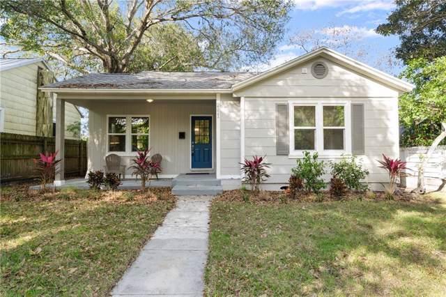 2321 8TH Avenue N, St Petersburg, FL 33713 (MLS #T3221109) :: Gate Arty & the Group - Keller Williams Realty Smart