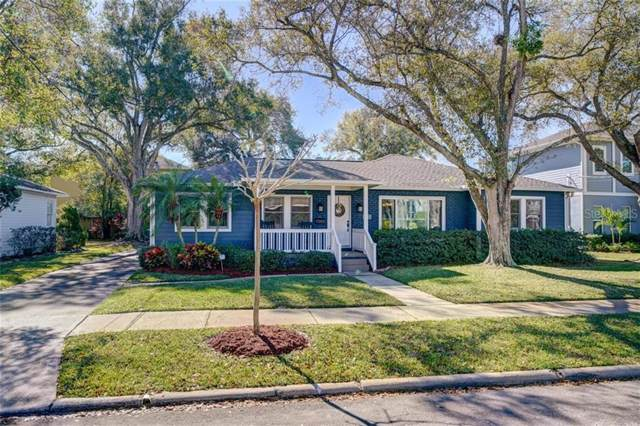 4218 W San Pedro Street, Tampa, FL 33629 (MLS #T3221146) :: Team Bohannon Keller Williams, Tampa Properties