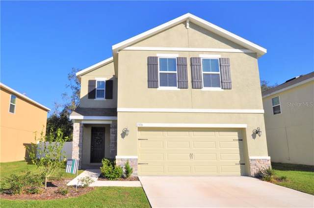 2326 Ashberry Ridge Drive, Plant City, FL 33563 (MLS #T3221329) :: Cartwright Realty