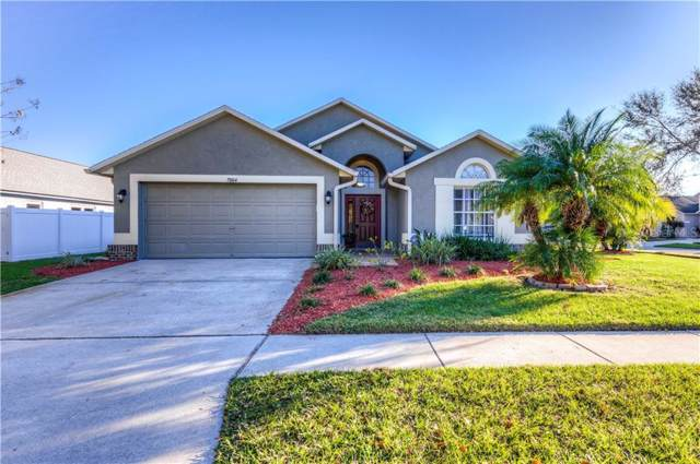 7004 Colony Point Drive, Riverview, FL 33578 (MLS #T3221344) :: Bustamante Real Estate