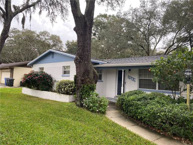 8705 W Lanway Drive, Tampa, FL 33637 (MLS #T3221418) :: Griffin Group