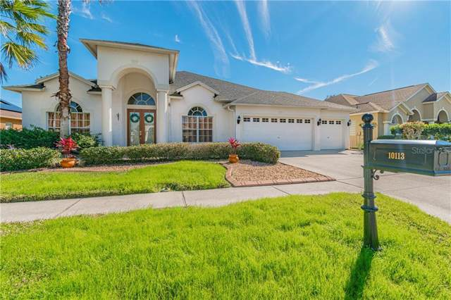 10113 Queens Park Drive, Tampa, FL 33647 (MLS #T3221419) :: Premier Home Experts