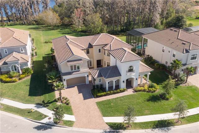 17327 Ladera Estates Boulevard, Lutz, FL 33548 (MLS #T3221433) :: Burwell Real Estate