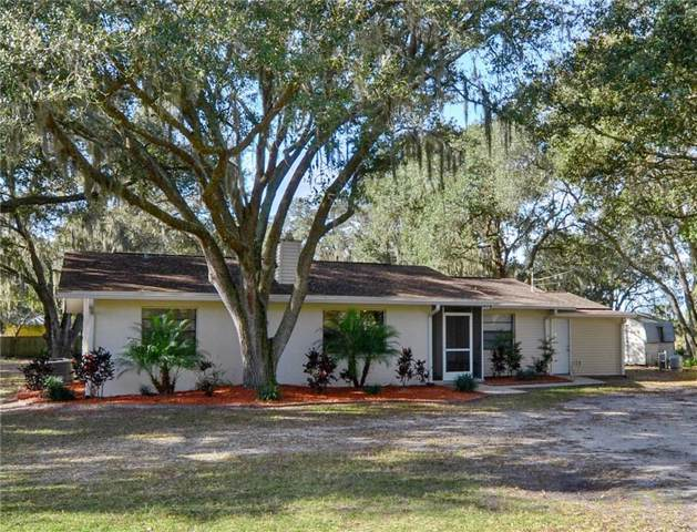 2931 Long Rifle Drive, Wimauma, FL 33598 (MLS #T3221469) :: Rabell Realty Group