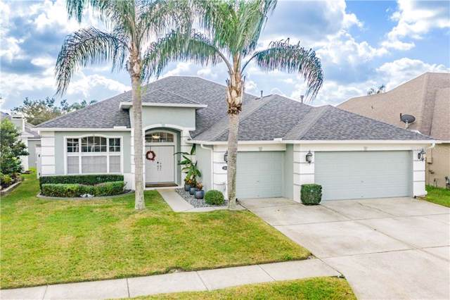 1352 Big Creek Drive, Wesley Chapel, FL 33544 (MLS #T3221470) :: Team Borham at Keller Williams Realty
