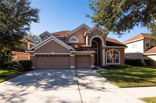 10219 Deercliff Drive, Tampa, FL 33647 (MLS #T3221561) :: Team Bohannon Keller Williams, Tampa Properties