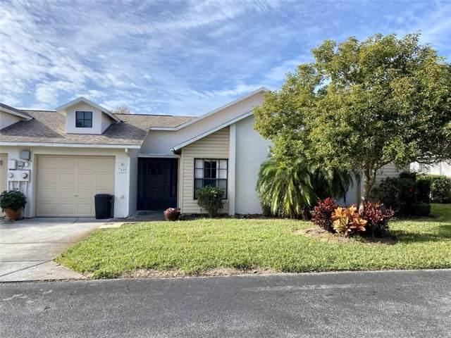 7605 Roland Court #22, New Port Richey, FL 34654 (MLS #T3221607) :: Team Borham at Keller Williams Realty