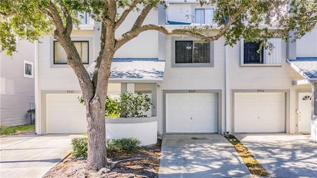 9504 Tara Cay Court #10, Seminole, FL 33776 (MLS #T3221613) :: Florida Real Estate Sellers at Keller Williams Realty