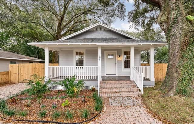 509 E Paris Street, Tampa, FL 33604 (MLS #T3221720) :: GO Realty