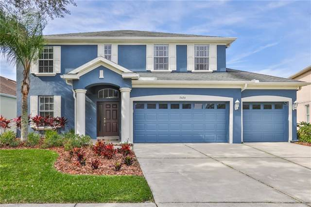 3424 Fiddlers Green Loop, Wesley Chapel, FL 33544 (MLS #T3221729) :: Team Borham at Keller Williams Realty