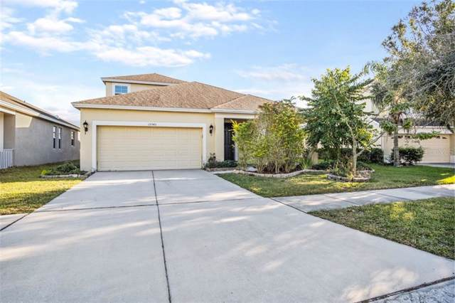 15540 Long Cypress Drive, Ruskin, FL 33573 (MLS #T3221746) :: Rabell Realty Group