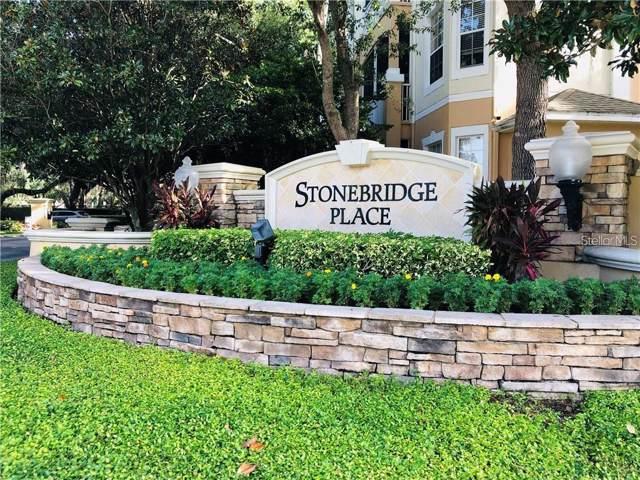 6100 Stevenson Drive #310, Orlando, FL 32835 (MLS #T3221753) :: Team Borham at Keller Williams Realty