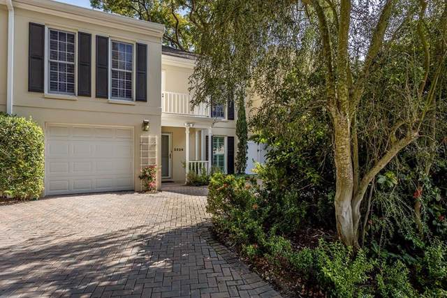 3526 Village Way, Tampa, FL 33629 (MLS #T3221759) :: Zarghami Group